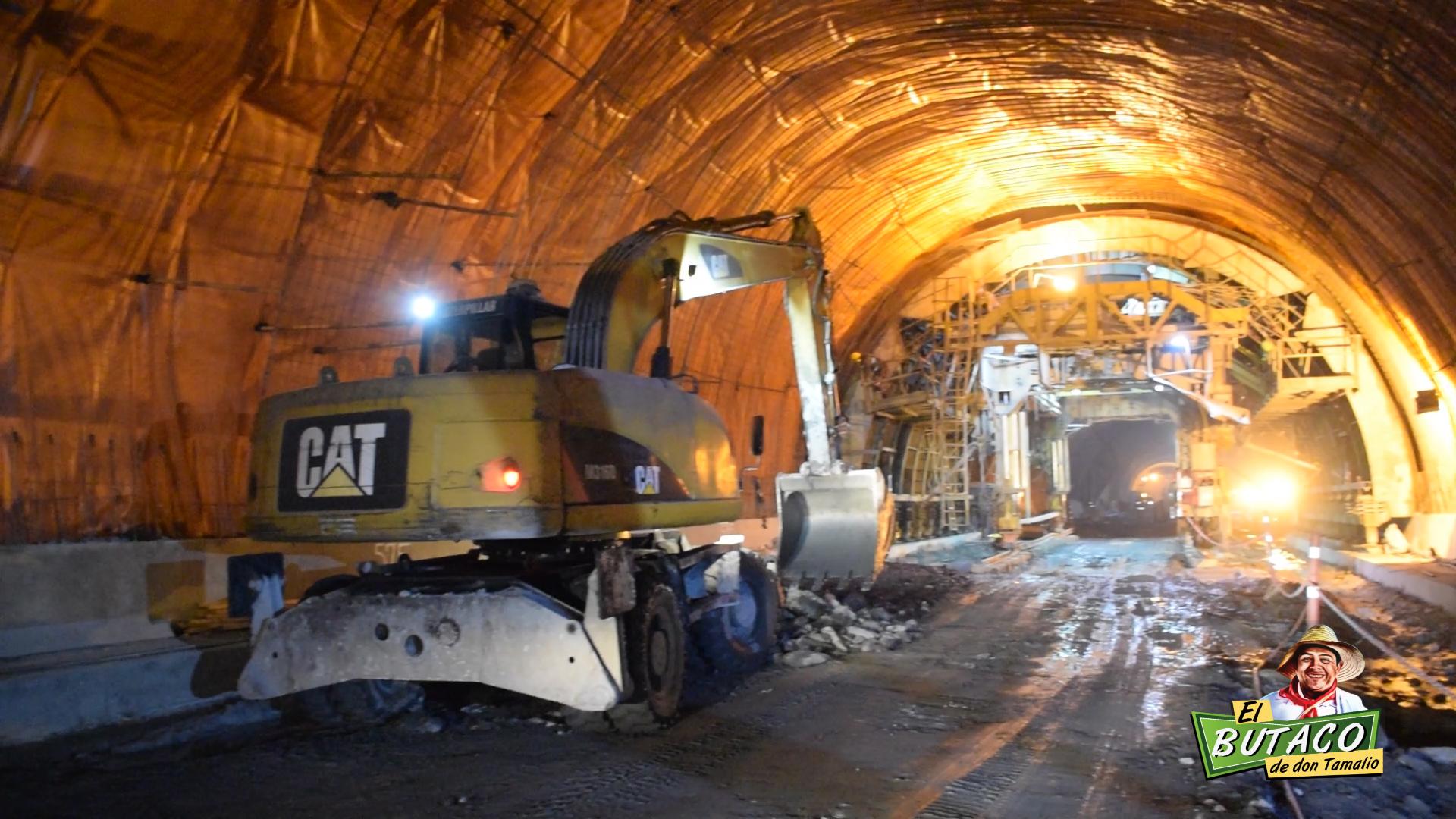 tunel de la linea