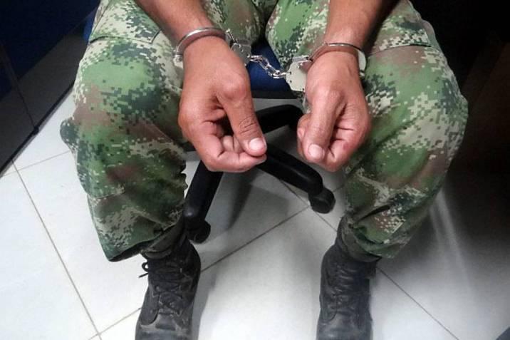 Photo of A la cárcel suboficial del Ejército por asesinar a la madre de su hija