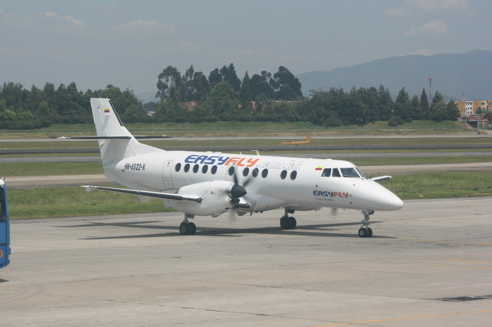 Photo of Hasta octubre EasyFly reactiva operaciones aéreas en Ibagué