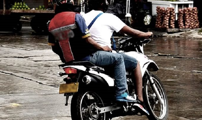 ¡Pilas! En Planadas quedó prohibida la circulación de motos para el 24 y 31 de diciembre 1