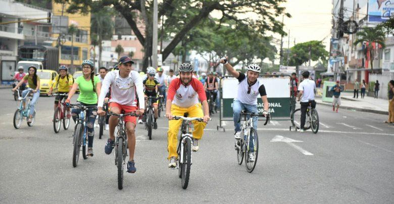 Ibagué se une a la Semana Nacional de la Movilidad Sostenible 1