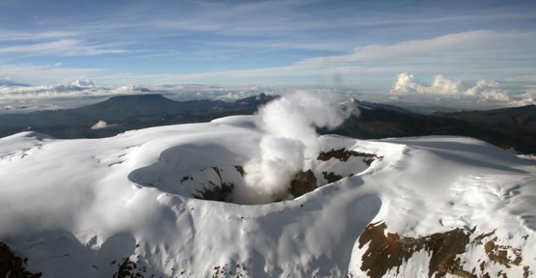 Tolima y Caldas sintieron sismo del Nevado del Ruiz la mañana de este lunes 5