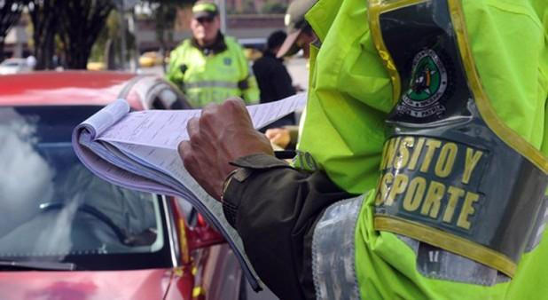 Puente de Reyes dejó 340 comparendos a conductores y 216 vehículos inmovilizados 1