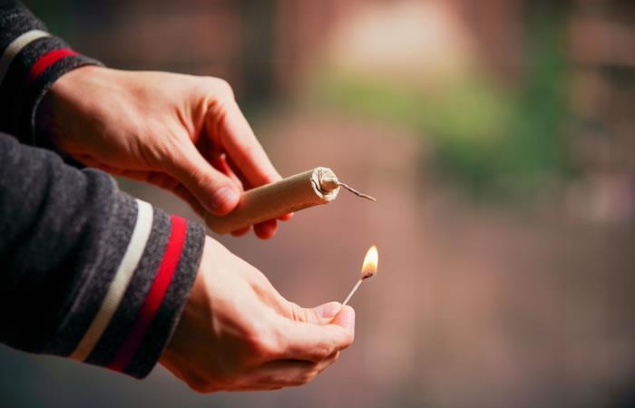 Tras 19 quemados, Ibagué evalúa prohibir la pólvora durante fiestas decembrinas 1