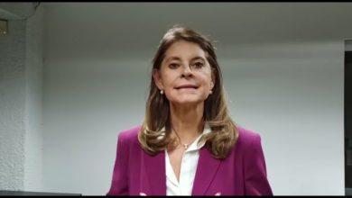Photo of Vicepresidenta de Colombia dio positivo para covid-19