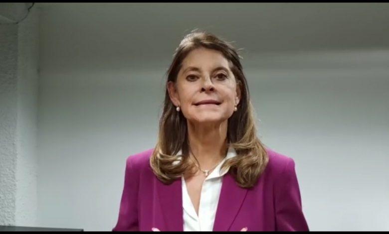 Vicepresidenta de Colombia dio positivo para covid-19 3