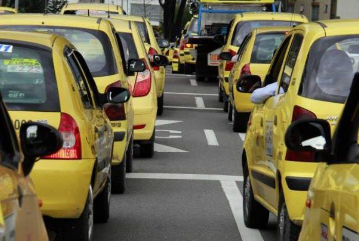 Taxistas de Girardot no quieren trabajar todos al mismo tiempo, piden que vuelva el Pico y Placa 1