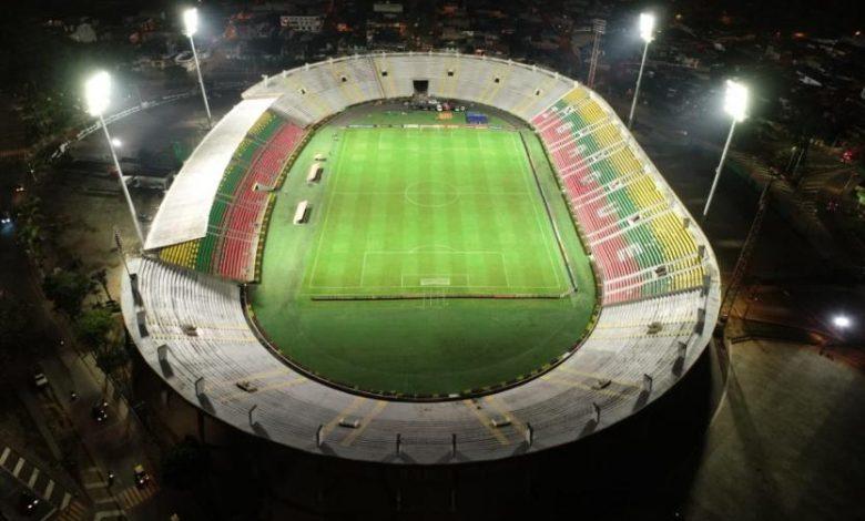 De cara al Sudamericano sub 20,  inician procesos mejoras en el estadio Murillo Toro 1