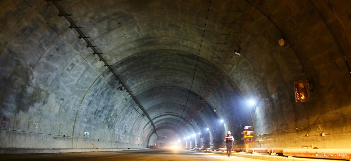 Con estrictas medidas de bioseguridad se reactivan trabajos en el Túnel de la Línea 2