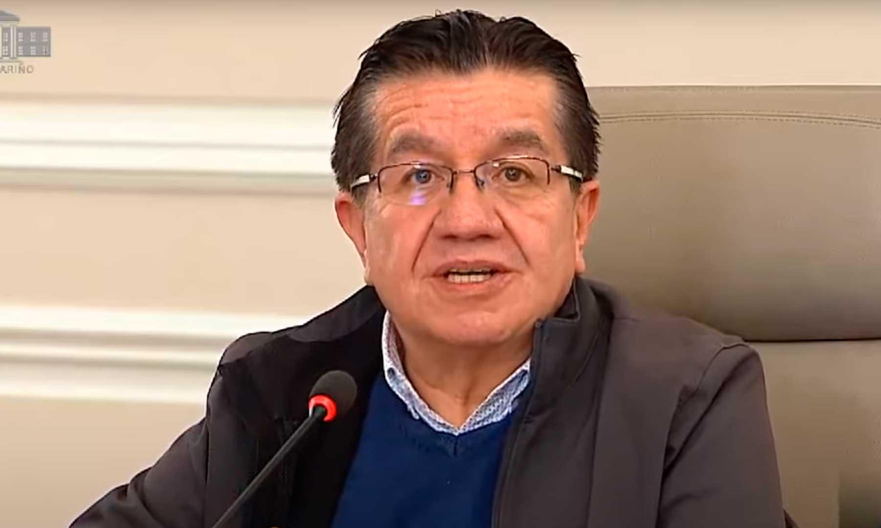 Ministro de Salud ratifica uso obligatorio del tapabocas 2