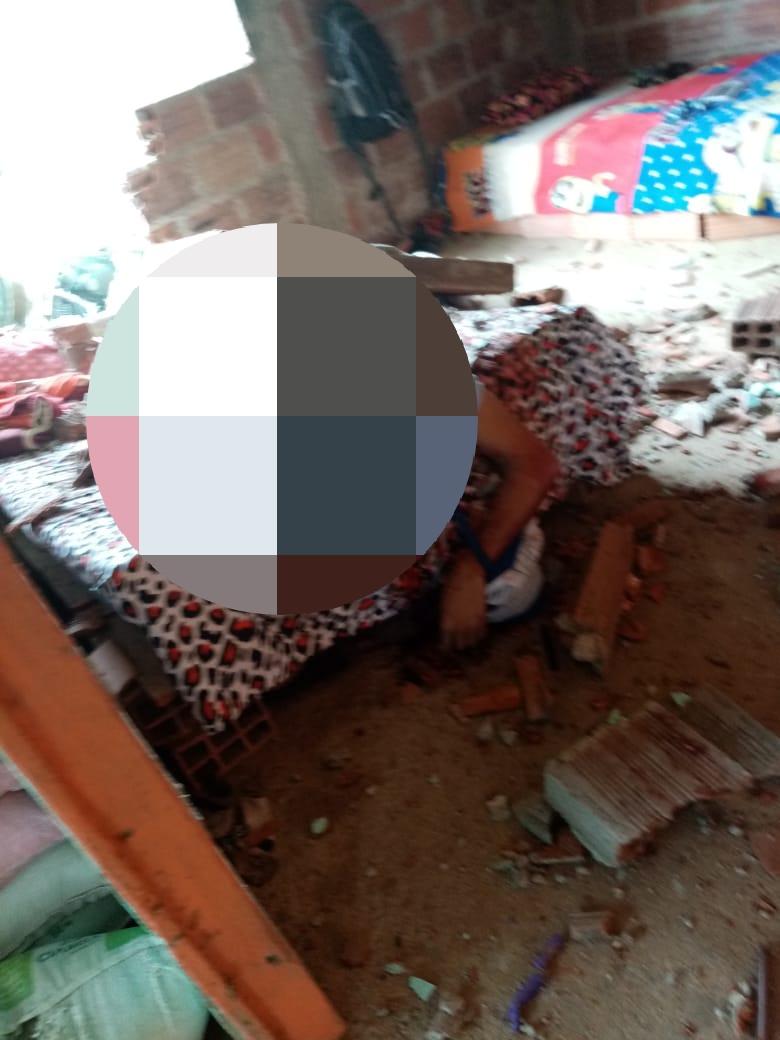 Falleció motociclista que chocó contra una casa 2