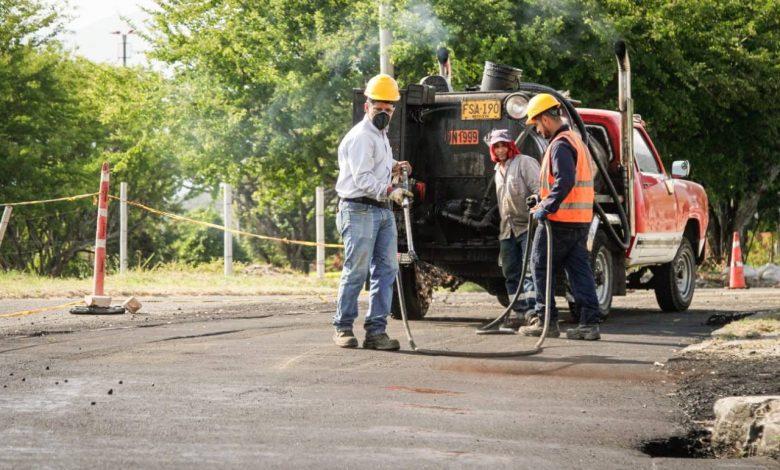 Se reactivarán las obras públicas en Ibagué 1