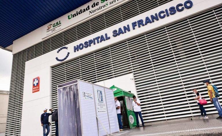 Esta sería la primera Cabina de alta desinfección de ozono en Colombia 3