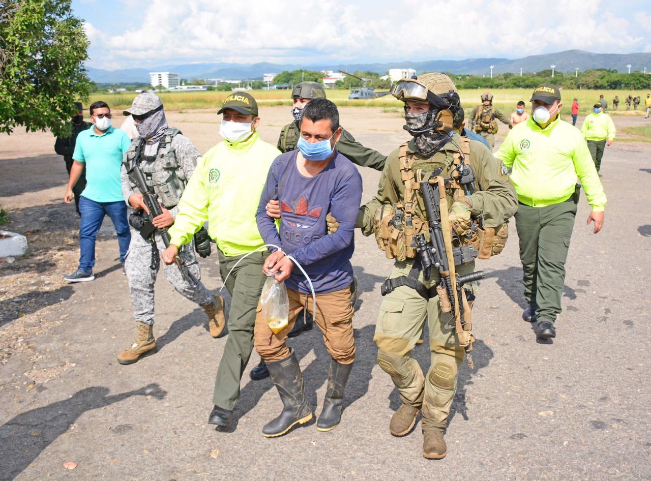 Golpe a Grupos Armados Organizados en Chocó, Córdoba y Tolima 2
