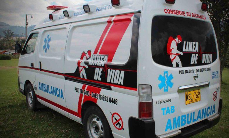 Trabajadores de ambulancias también son víctimas de discriminación  1