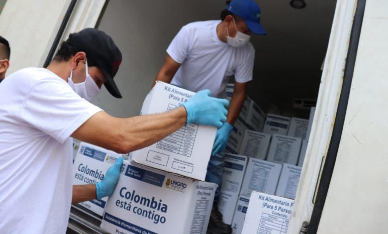 ¿Sabe si usted es beneficiario de los kits alimenticios de la Gobernación del Tolima? 1