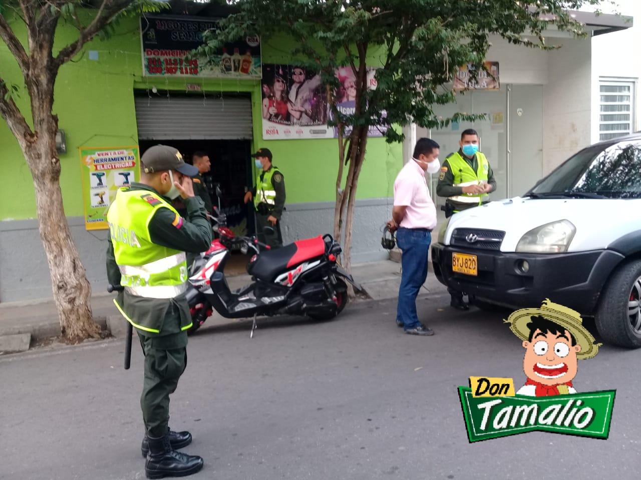 Personero, comisario de familia y concejal de Venadillo fueron pillados bebiendo en la cuarentena 2