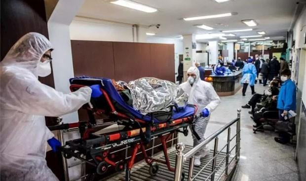 Reportan 315 fallecidos y cerca de 8.000 nuevos contagios de covid-19 5