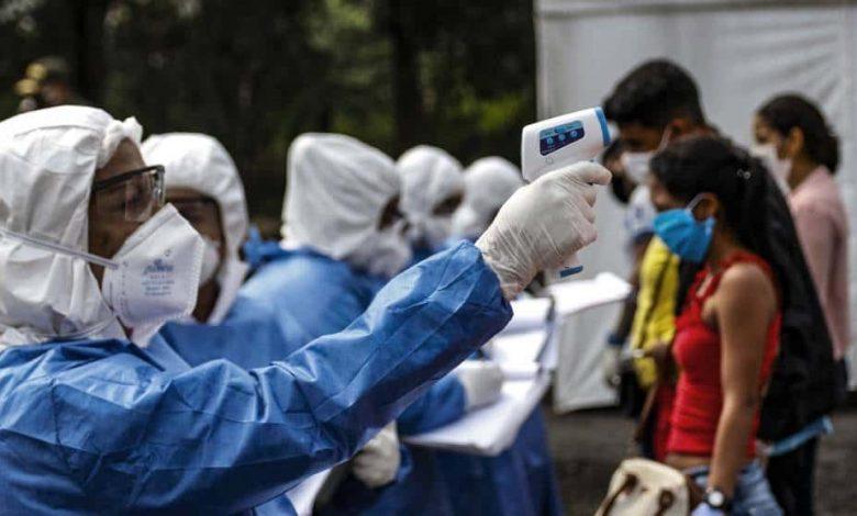Colombia se acerca a los 3000 mil casos de coronavirus 5