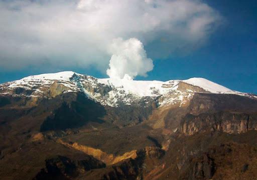 ¿Qué pasa con el volcán Nevado del Ruiz? 1