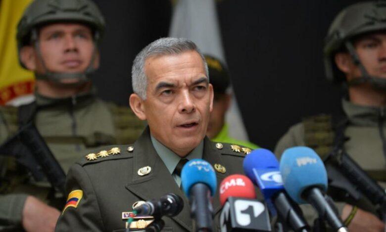Procuraduría destapa pruebas contra general de la Policía Óscar Atehortúa 1