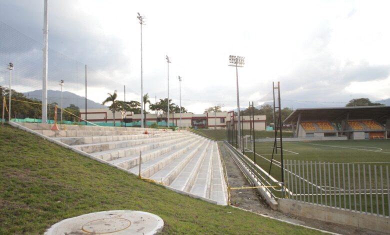 Así van las obras de urbanismo del Parque Deportivo 1