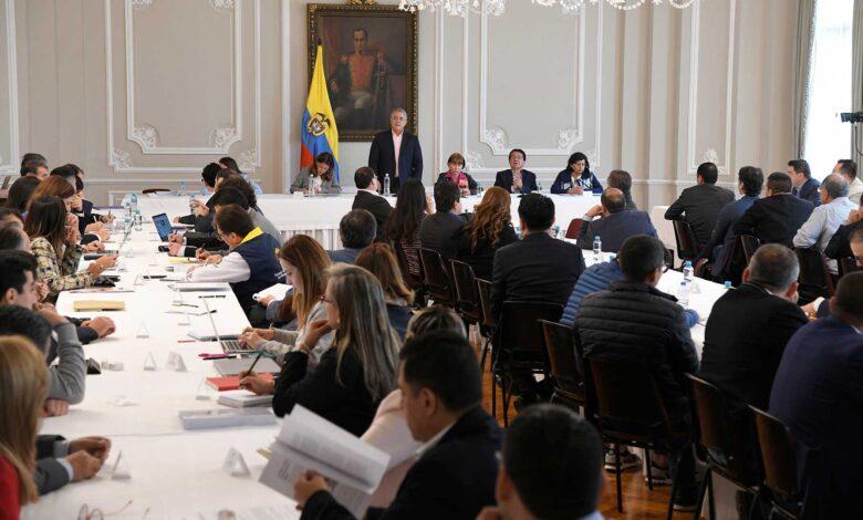 Duque se reunirá con alcaldes y gobernadores para definir reapertura en las regiones 1