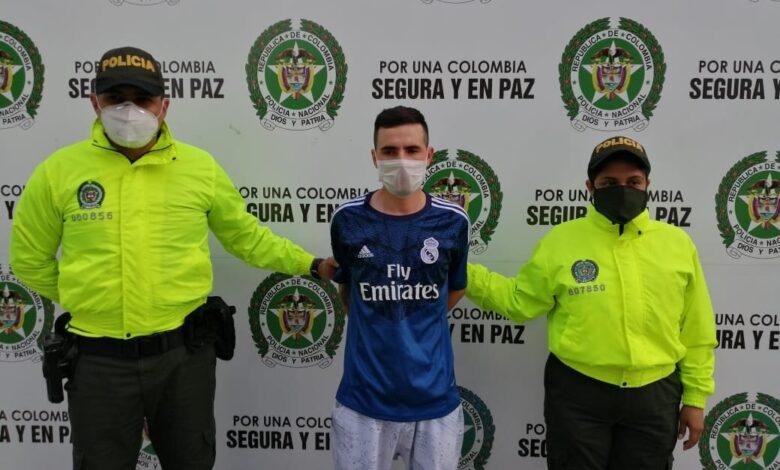 Presunto sicario de vendedor informal en el Federico Lleras, fue enviado a la cárcel 1