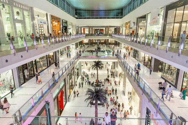 Centros Comerciales se preparan para reapertura 1