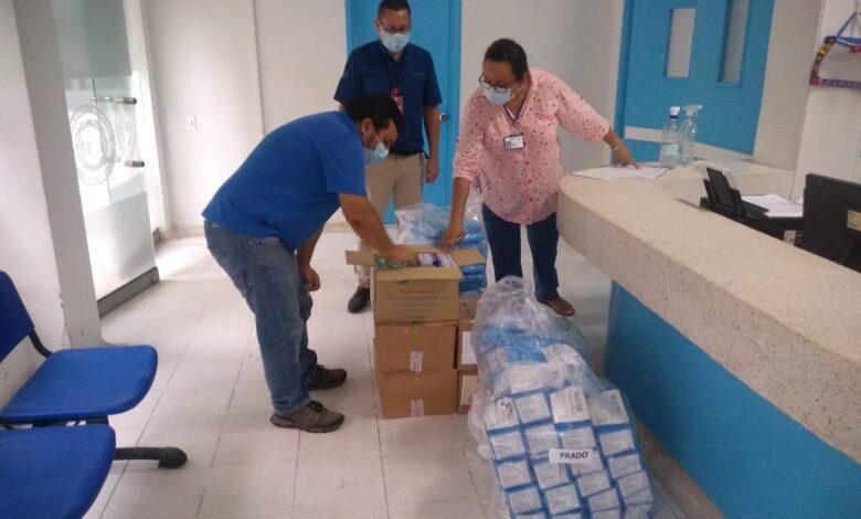 Inició la entrega de insumos a hospitales de primer nivel de complejidad 1