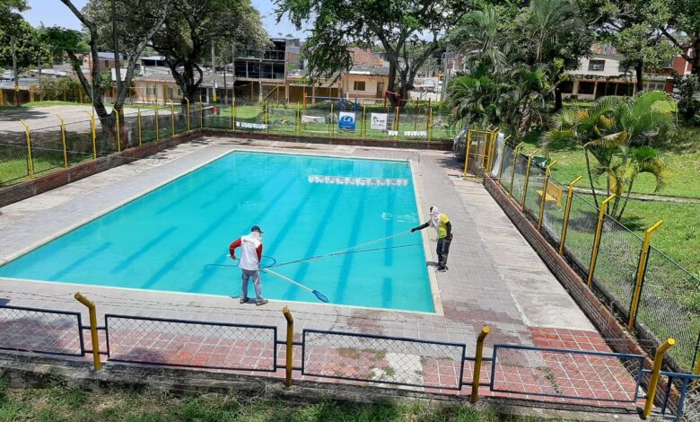 Limpieza extrema para prevenir el dengue en Ibagué 1