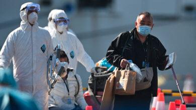 Photo of Continúa creciendo el contagio de covid-19 en el país: hoy 806 nuevos casos