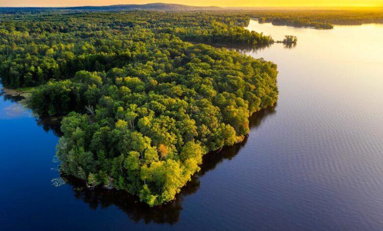 Se hunde explotación de petróleo en la Amazonia 1