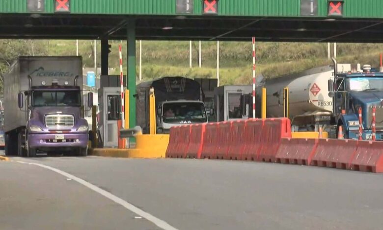 Alcalde de Cajamarca pide reconsiderar cobro del peaje nuevo que será instalado por este corredor vial 1