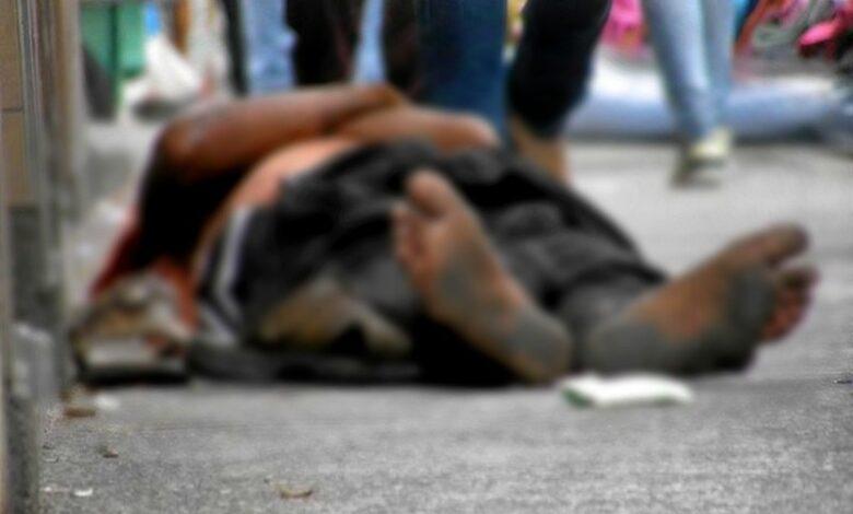 Nuevo asesinato en Ibagué, la víctima un habitante de calle 1