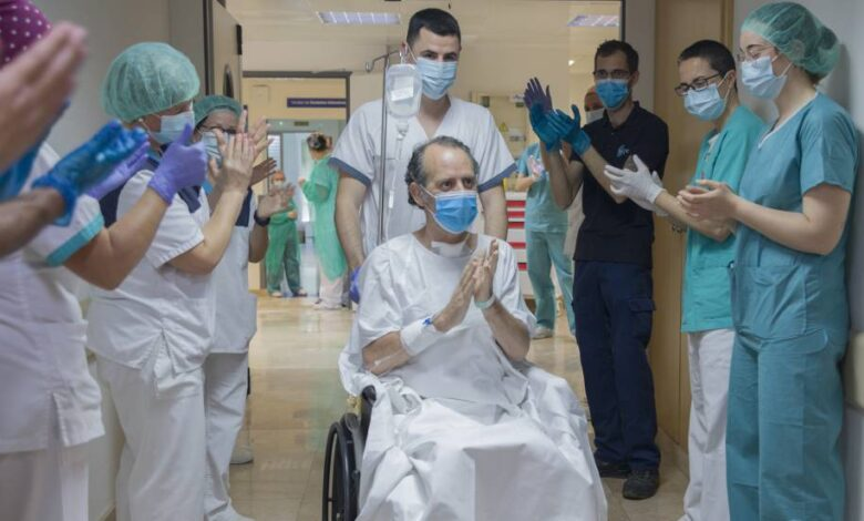 Covid-19: De nuevo el número de recuperados es superior a los infectados 1