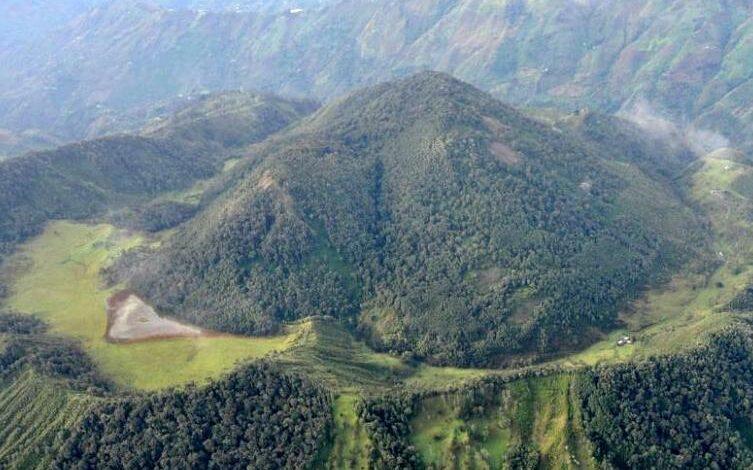 El volcán Cerro Machín continúa registrando sismicidad 1
