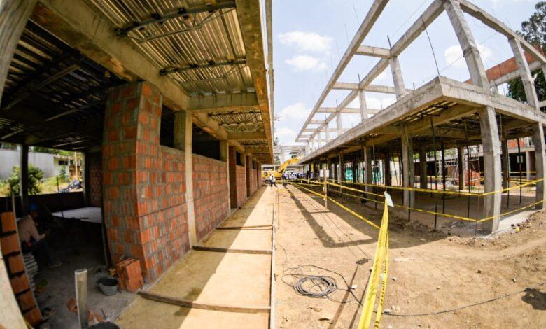 En Ibagué también se reinician las obras de infraestructura educativa 1
