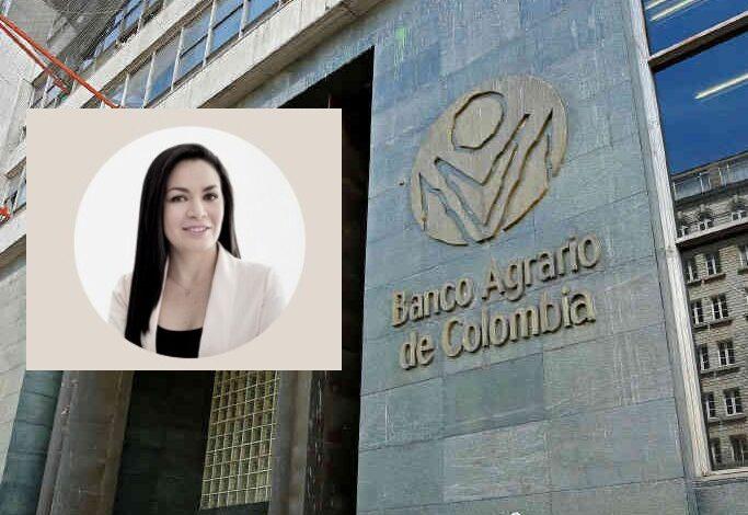 Una ibaguereña es la nueva gerente de la Zona Centro del Banco Agrario 1