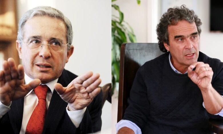 Continúa rifirrafe entre Fajardo y Uribe 1