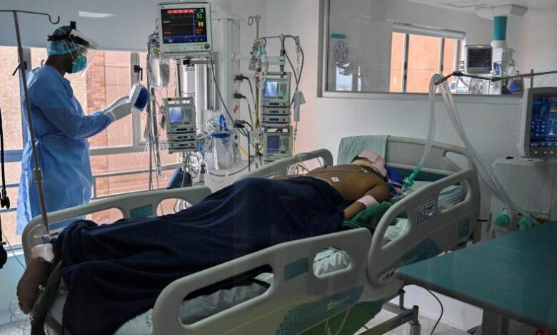 Barranquilla entró en alerta por ocupación de camas de UCI 1