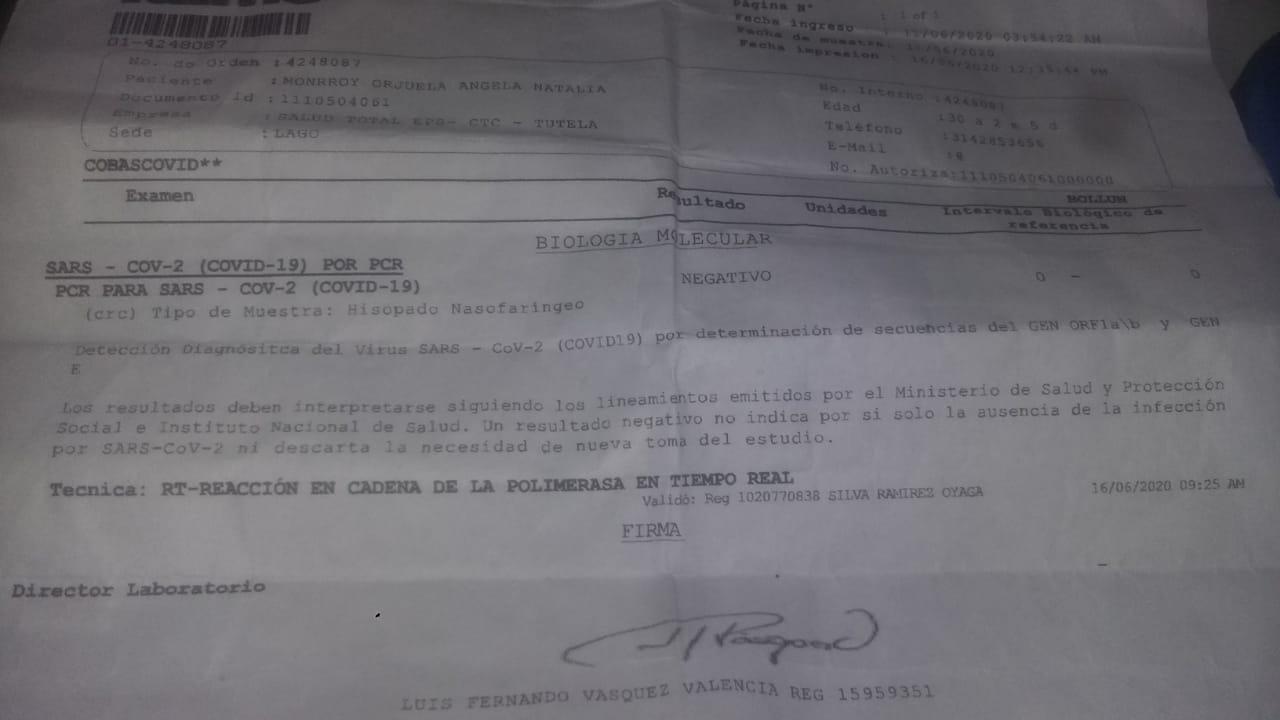 Falleció esposa de ibaguereño que esperaba aclaración de diagnóstico en Bogotá 6