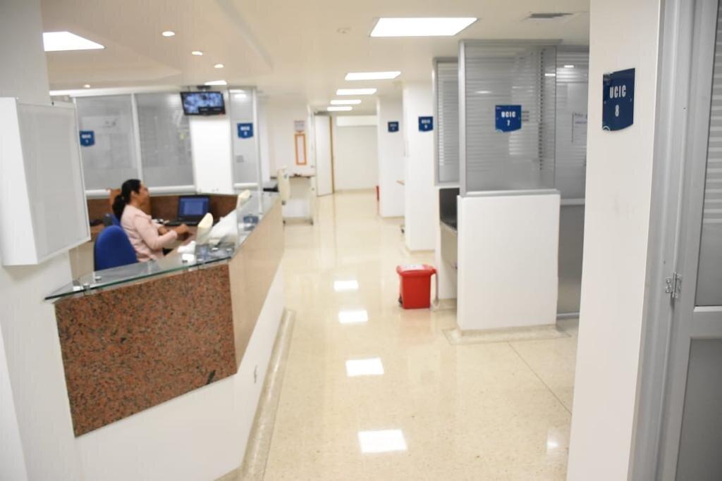La Clínica Minerva se renueva para la atención de pacientes covid-19 2