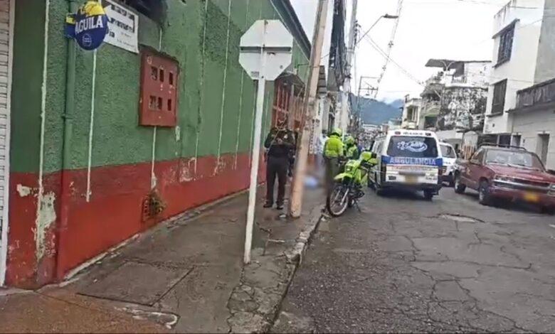 Presunto sicario de comerciante fue capturado en el barrio Belencito de Ibagué 1
