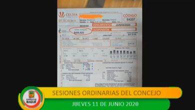 Photo of Continúa polémica por facturas de Alcanos y Celsia
