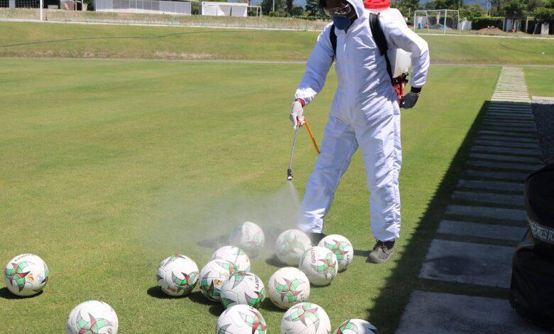 Deportes Tolima se prepara para el retorno a entrenamientos individuales 1