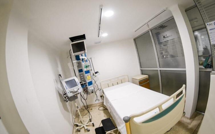 ¡Ahora sí!, habilitan la clínica Meintegral para la atención de pacientes con covid-19 1