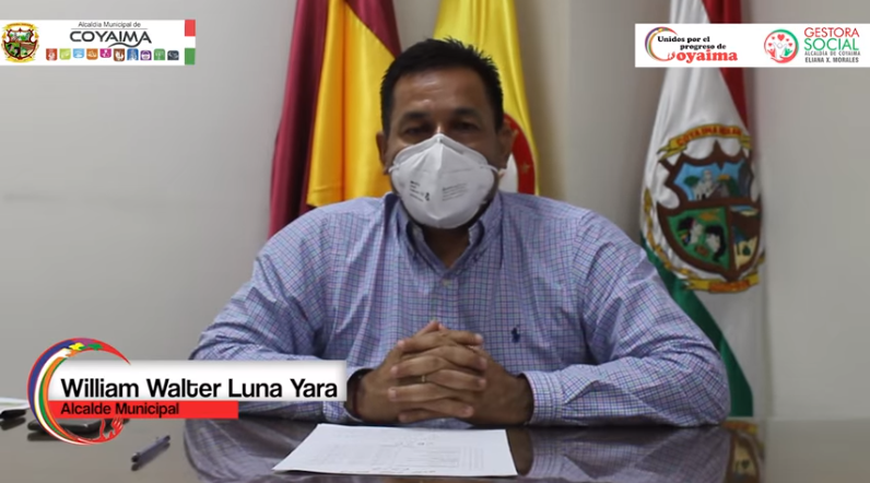 Coyaima registró primer caso positivo de Covid-19 2