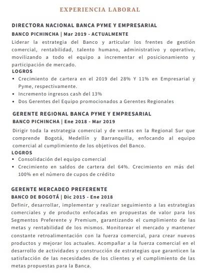 Una ibaguereña es la nueva gerente de la Zona Centro del Banco Agrario 3