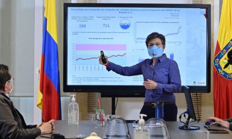 Así funcionará el nuevo pico y cédula en Bogotá 1